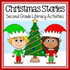 Christmas Common Core Literacy - Original Stories and Acti