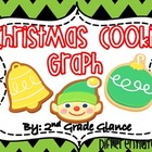 Christmas Cookie Graphing- Differentiated
