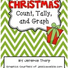 Christmas Count Tally and Graph