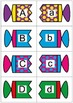 Christmas Cracker ABC Upper and Lower Case Match-Up