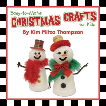 Christmas Crafts for Kids during the Holidays that are easy-to-make!