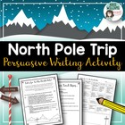 Christmas Creative Writing - Trip to the North Pole