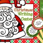 Christmas December Writing Center