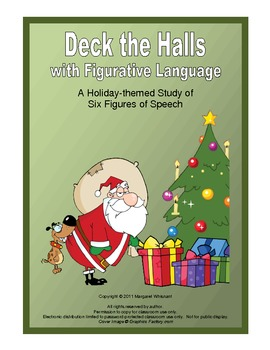 Christmas Figures of Speech:  Deck the Halls with Figurati