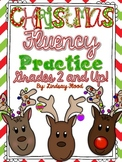 Christmas Fluency Practice {Grades 2 & Up!}