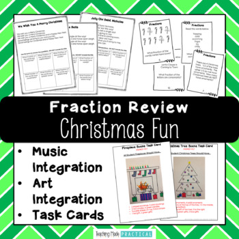 Christmas Fractions Bundle!