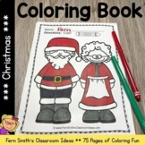 Christmas Fun! Color For Fun Printable Coloring Pages