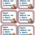Christmas Gift Exchange Tags