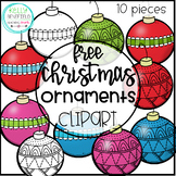 Christmas Gifts Week 1: Free Clipart