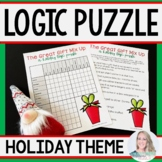 Christmas Holiday Logic Puzzle