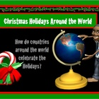 Christmas Holidays Around the World Unit Including Hanukkah