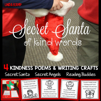Christmas Kindness Kit {Holiday Writing Crafts & Bulletin Board Display}