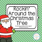 Christmas Literacy Centers - Comprehension and Word Knowledge