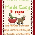 Christmas Made Easy Teaching Pack - 141 pages