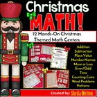 Christmas Math Celebration! {10 Holiday Math Activities!}