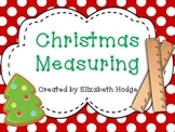Christmas Measuring Activity
