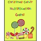 Christmas Multiplication Game
