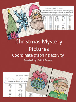 Christmas Mystery Graphs