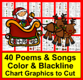 Christmas Poems, Songs and Finger Plays for Shared Reading