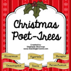 Christmas Poet-Tree