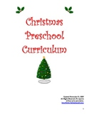 Christmas Preschool / Kindergarten Curriculum