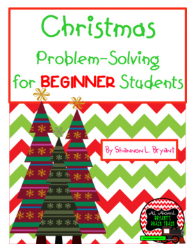 Christmas Problem-Solving for Beginner Students