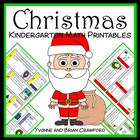 Christmas Quick Common Core (kindergarten)