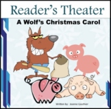 Christmas Play Readers' Theater: A Wolf's Christmas Carol