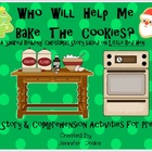 Christmas Shared Reading 'Who Will Help Me Bake Cookies?'