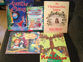 Christmas Themed 5 Book Pack