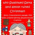 Christmas-There was an Old Lady Who Swallowed Santa and Al