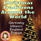 Christmas Traditions Around the World Unit