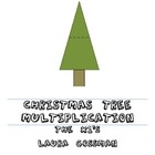 Christmas Tree Multiplication 1 Family