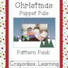 Christmas - Winter Puppet Pal Patterns