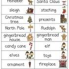 Christmas Word Wall Mini Poster