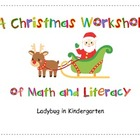 Christmas Workshop of Math and Literacy