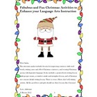 Christmas Writing & Figurative Language Activities