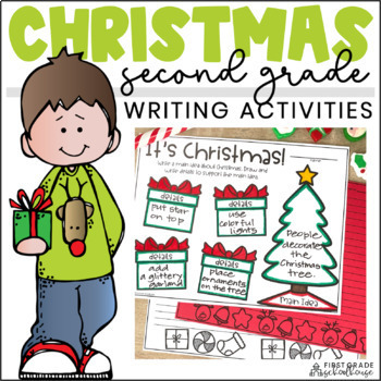Christmas Writing for Second Graders