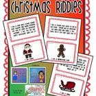 Christmas and Holiday Riddles