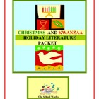 Christmas and Kwanzaa Holiday Literature Unit