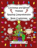 Christmas & Winter Themed Reading Comprehension Book Craft