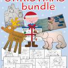 Christmas printables bundle