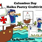 Christopher Columbus Day Haiku Poetry Craftivity and More