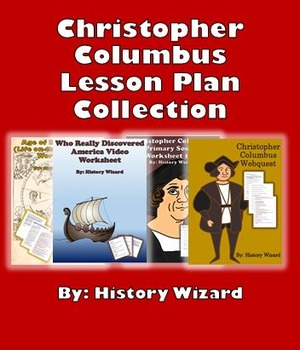 Christopher Columbus Lesson Plan Collection