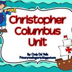 Christopher Columbus Literacy & Social Studies Unit