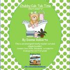 Chubby Cub Tub Time short vowel u emergent early reader