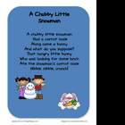 Chubby Little Snowman - Song Chart