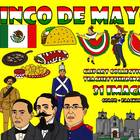 Cinco De Mayo-A Historical Clip Art Collection