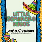 Cinco De Mayo Little Sombrero Craftivity