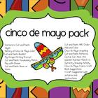 Cinco De Mayo Pack  K-2